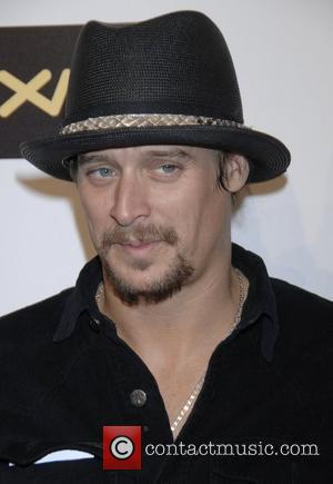 Kid Rock Splashes Out In New York