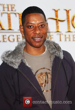 Orlando Jones 'The Water Horse: Legend of the Deep' premiere held at the Cinerama Dome -- Arrivals Los Angeles, California...