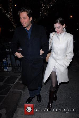 Raffaello Follieri and Anne Hathaway