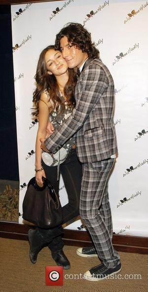 Caroline D'amore and Wayne Hadly
