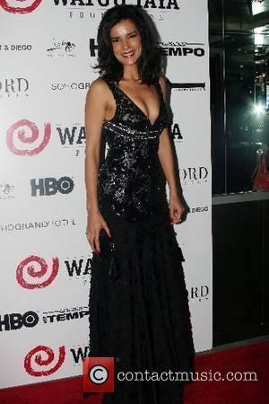 Patricia Velasquez 2007 Annual Fundraising Gala of Wayuu Taya Foundation held at the Soho Grand Hotel New York City, USA...