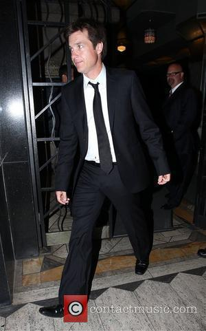 Jason Bateman leaving a wedding held at the Oviatt Hotel Los Angeles, California - 05.04.08