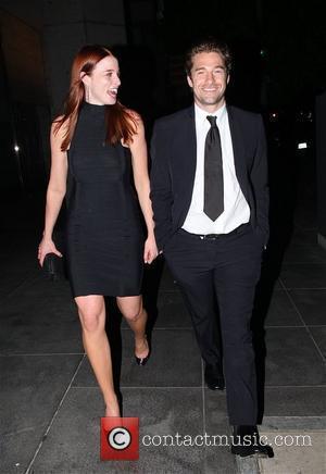 Scott Speedman leaving a wedding held at the Oviatt Hotel Los Angeles, California - 05.04.08