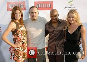 Jennifer Carpenter, David Zayas, Erik King and Julie Benz