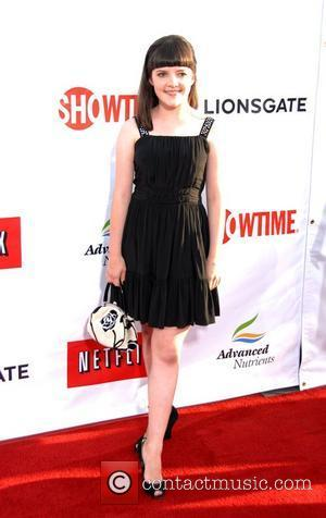 Madeleine Martin Premiere screening of 'Weeds' and 'Californiacation' at the Cinerama Dome Hollywood, California - 01.08.07