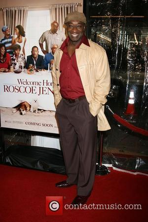 Michael Clarke Duncan World Premiere of 'Welcome Home Roscoe Jenkins' at Grauman's Chinese Theatre Los Angeles, California - 28.01.08