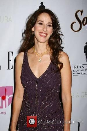 Maggie Wheeler 'What A Pair! 5' celebrity concert benefiting the John Wayne Cancer Institute, held at The Orpheum Theatre Los...