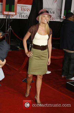 Lauren C. Mayhew Los Angeles Premiere of 'What Happens In Vegas' held at Mann Village Theatre - Arrivals Westwood, California...