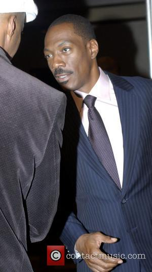 Eddie Murphy, Hollywood And Highland