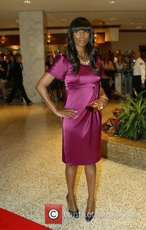 Tasha Smith White House Correspondents' Association dinner at the Washington Hilton - arrivals Washington DC, USA - 26.04.08