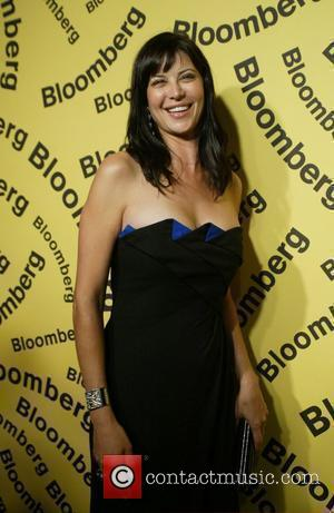 Catherine Bell Bloomberg after party for the White House Correspondents' Association Dinner at the Costa Rican Embassy - arrivals Washington...