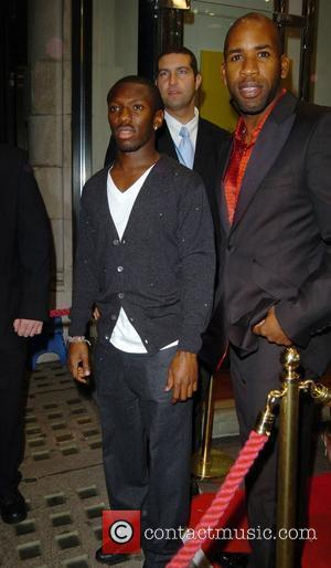 Shaun Wright Phillips, DJ Spoony aka Jonathan Joseph The White Room fundraiser at Flawless & Co. in aid of Guatemalan...