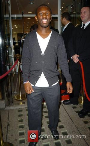 Shaun Wright-Phillips The White Room Charity Fundraiser held at Flawless & Co - Departures London, England - 08.11.07