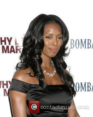 Tasha Smith  'Why Did I Get Married?' screening held at the Bryant Park Hotel - Arrivals New York City,...