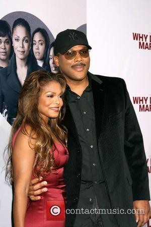 Janet Jackson and Tyler Perry
