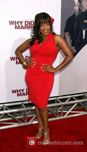 Niecy Nash World film premiere of 'Why Did I Get Married?' held at Arclight Theatre - Arrivals Los Angeles, California...
