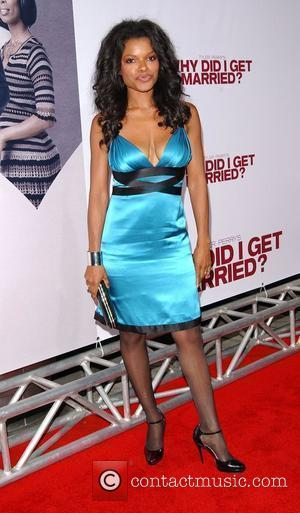 Keesha Sharp  World film premiere of 'Why Did I Get Married?' held at Arclight Theatre - Arrivals Hollywood, California...