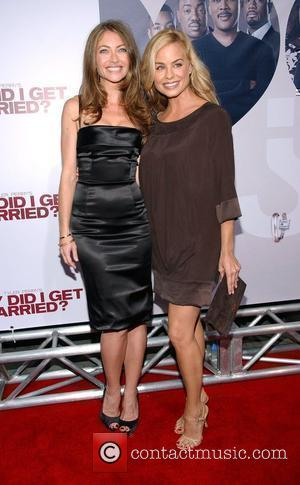 Rebecca Gayheart and Jessica Collins