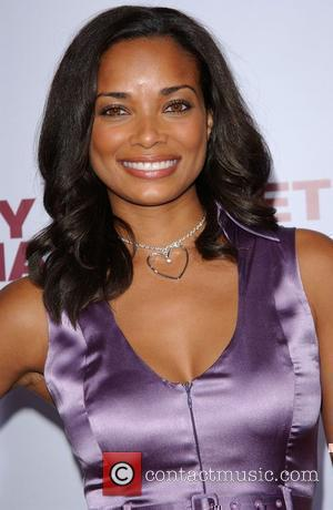 Rochelle Aytes World film premiere of 'Why Did I Get Married?' held at Arclight Theatre - Arrivals Hollywood, California -...