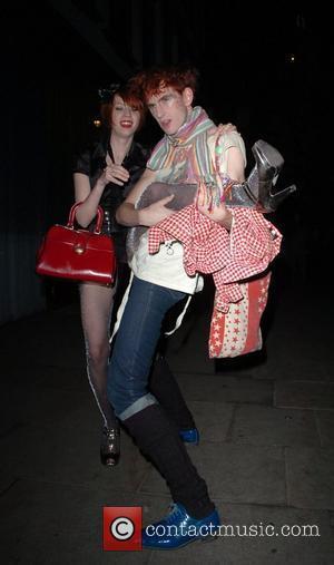 Patrick Wolf,  Fashion designer Matthew Williamson 10th anniversary aftershow party London, England - 19.09.07