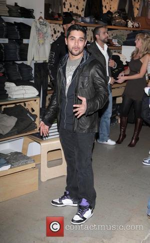 Wilmer Valderrama arriving at Kitson men's store to promote his clothing line 'Calavena' Los Angeles, California - 08.12.07