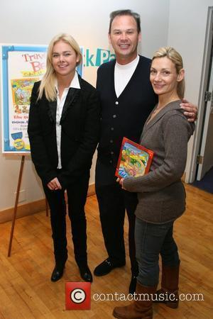 Laura Bell Bundy, Christian Hainsworth and Beth Ehlers