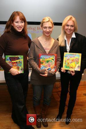 Molly Ringwald, Beth Ehlers and Laura Bell Bundy