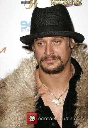 Kid Rock Returns To A Waffle House For Charity