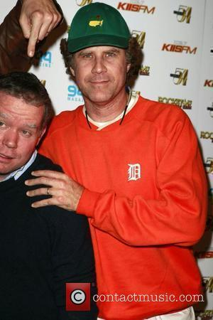 Ferrell Ran Marathons Before Acting