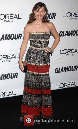 Jennifer Garner Glamour Magazine Honors the 2007 'Women of the Year Awards' at Avery Fisher Hall - Arrivals New York...
