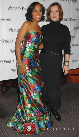 Kerry Washington and Marcia Gay