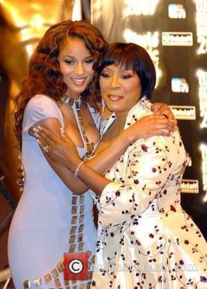Ciara and Patti Labelle