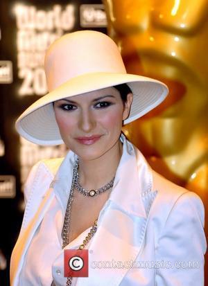 Laura Pausini  at the 'World Music Awards 2007' -- Arrivals Monte Carlo, Monaco - 04.11.07