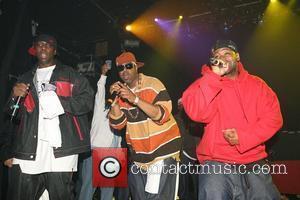 Raekwon, RZA and Ghostface of Wu-Tang Clan