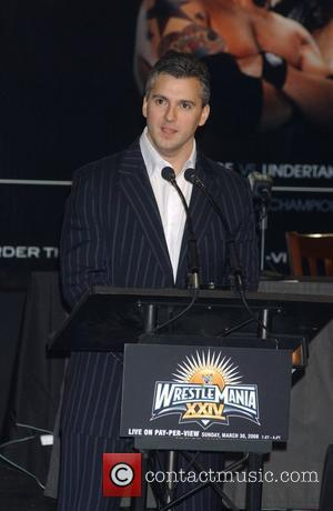 Shane Mcmahon and Hard Rock Cafe Times Square