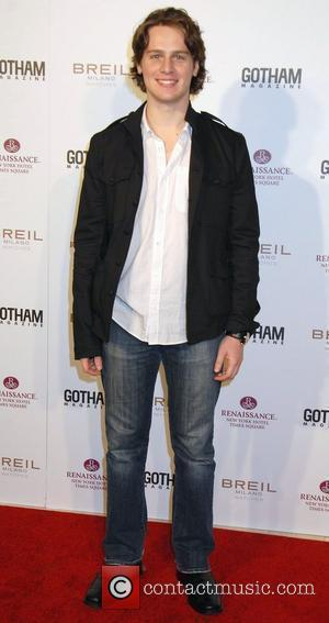 Jonathan Groff Gotham magazine celebrates the new look of Renaissance New York Hotel in Times Square New York City, USA...
