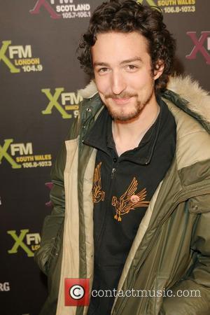 Frank Turner Xfm New Music Awards at Koko - Arrivals London, England - 16.01.08