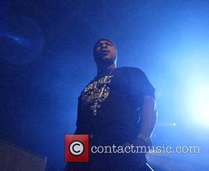 American rapper Xzibit performing  at the Big Top in Luna Park Sydney, Australia - 22.06.07