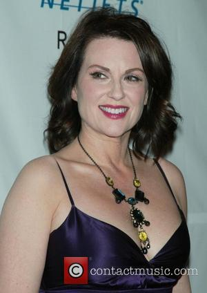 Megan Mullally Opening Night After Party celebrating the new Mel Brooks musical 'Young Frankenstein' at the Empire State Building- Arrivals...
