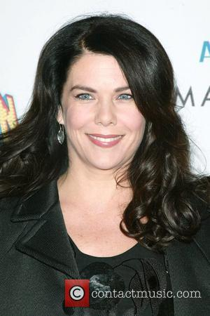 Lauren Graham Opening Night of the new Mel Brooks musical 'Young Frankenstein' at the Hilton Theatre - Arrivals New York...