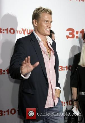 Lundgren Crushes Rocky Rumours