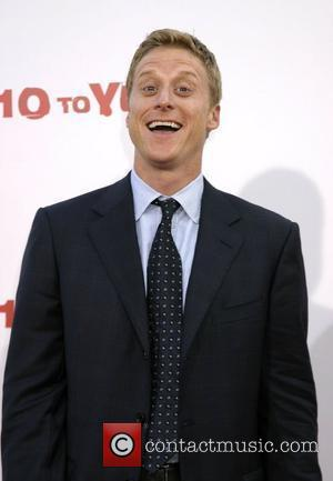 Alan Tudyk Premiere of '3:10 to Yuma' held at the Mann National Theatre Westwood, California - 21.08.07