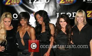 Danity Kane Z100s Zootopia 2008 Presented by Izod Fragrance - Press Room at the Izod Centre East Rutherford, NJ -...