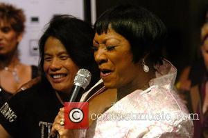 Patti LaBelle performs at the Zang Toi Charity Fashion Show for The Lance Armstrong Foundation New York City, USA -...