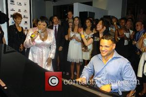 Patti Labelle and Lance Armstrong