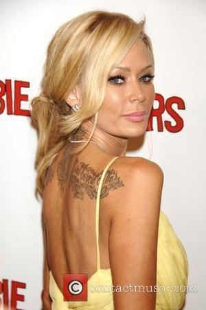 Jenna Jameson L.A. Premiere of 'Zombie Strippers' held at The Landmark Theatre - Arrivals Los Angeles, California - 15.04.08