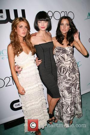 Jessica Stroup, Shenae Grimes and Annalynne Mccord
