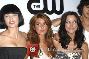 Jessica Stroup, Shenae Grimes and AnnaLynne McCord