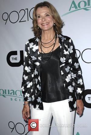 Jessica Walter CW Network '90210' premiere party held at 22600 Pacific Coast highway in Malibu  Los Angeles, California -...