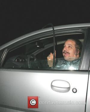 Ron Jeremy  leaving Dan Tanas restaurant  Los Angeles, California - 05.06.08
